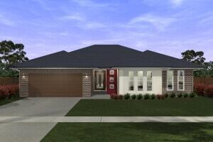 cooper luxury home 3D render