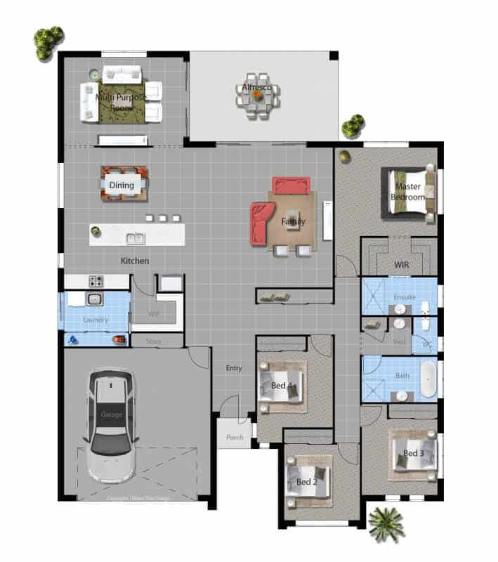cooper house unit upgrade house floor plan
