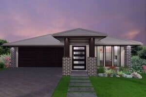 custom home macquarie 3D render