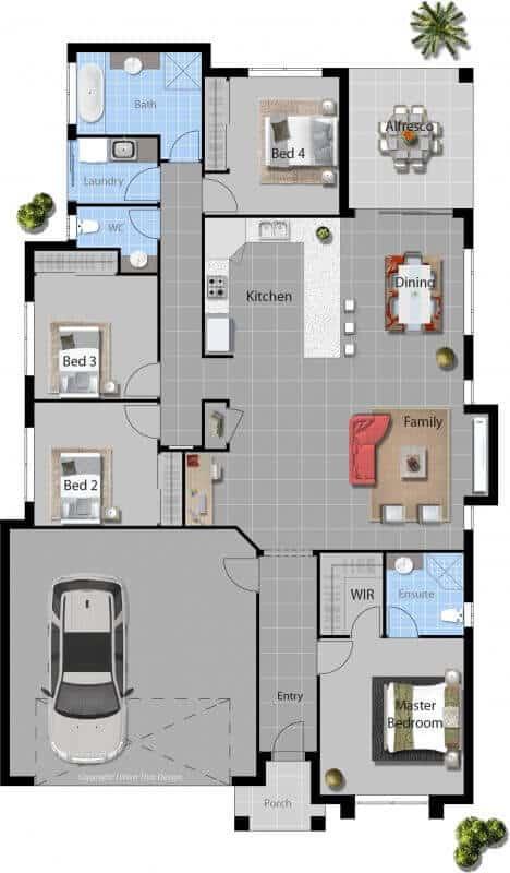 building a house plans