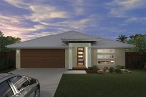 David Reid Homes Murray Standard 3D Render