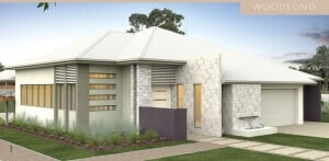 WoodSong Luxury Home Design facade