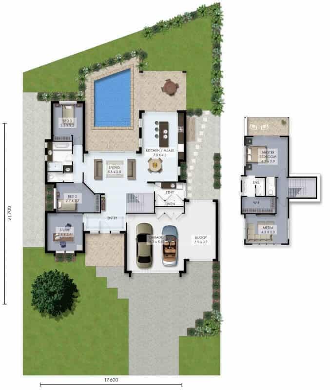 ascot floor plan