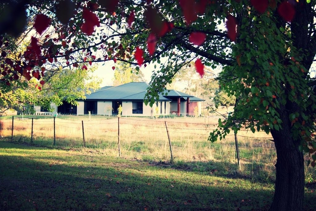 A lovely setting for this Glen Innes new home build by David Reid Homes New England.